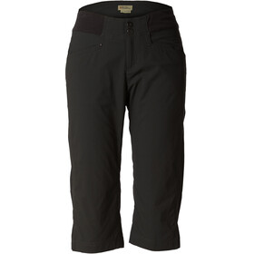Royal Robbins Jammer Capri Women Jet Black